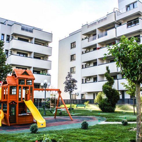 Parc interior